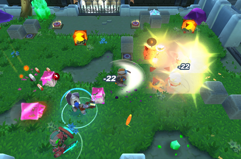 Spiral Knights - Java-Gaming org